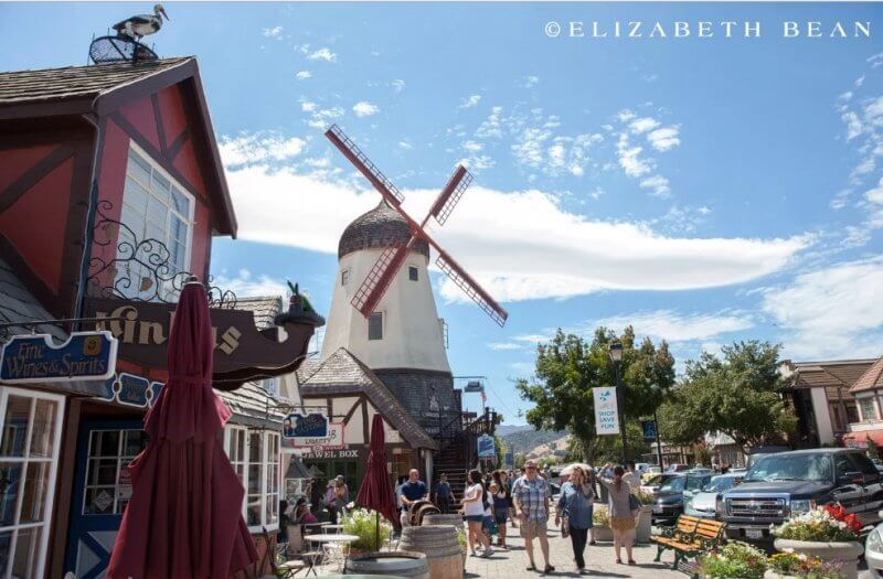 things to do in solvang at night