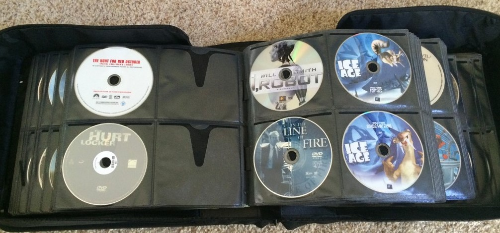 dvd storage ideas no cases 2