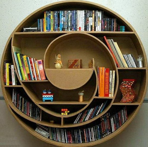 super cool creative dvd storage ideas