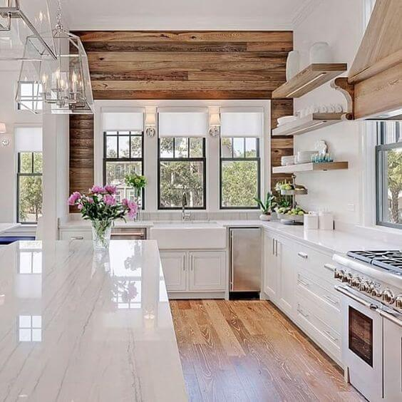 30 Dreamiest Farmhouse Kitchen Decor And Design Ideas Out Of Style
