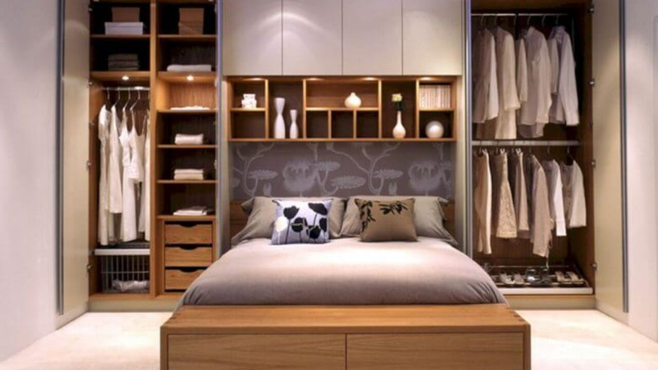 3 Brilliant Small Bedroom Storage Ideas Hacks And Solutions